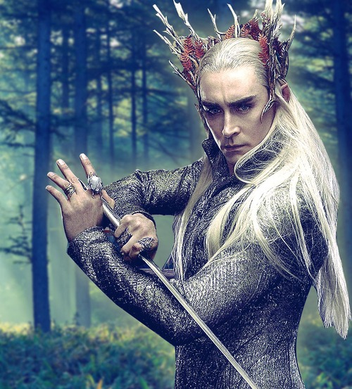 Thranduil thinks your attitude stinks.