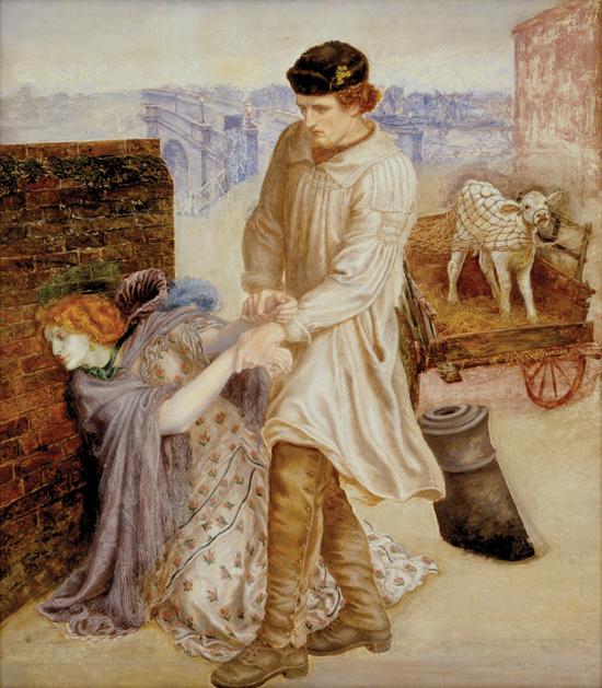 Dante Gabriel Rossetti - Found