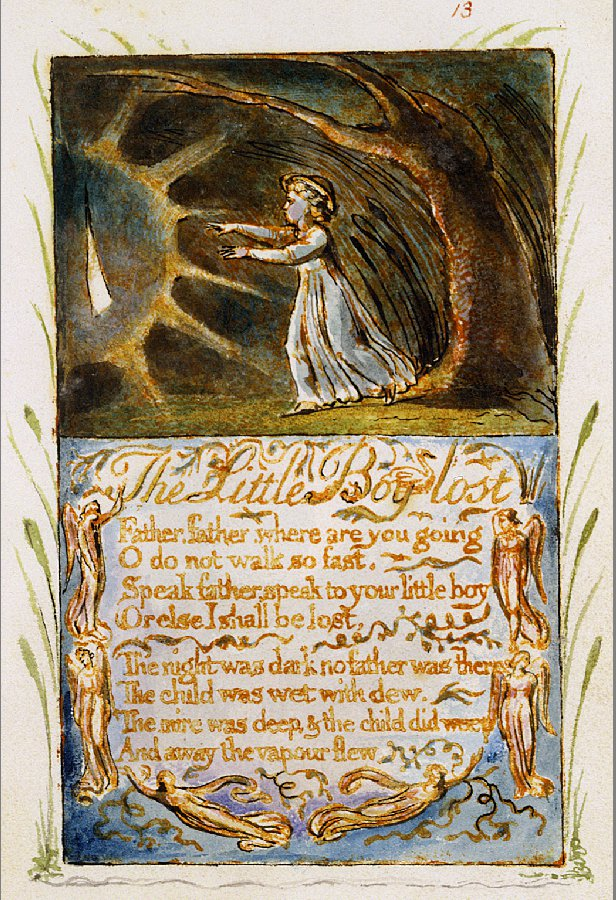 William_Blake_The_Little_Boy_Lost_Songs_of_Innocence_-_Copy_Y_1825_Metropolitan